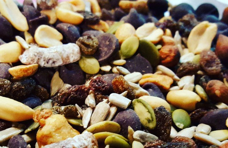 vegan trail mix