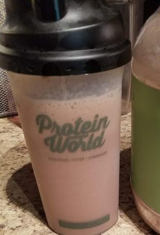 Vegan chocolate protein